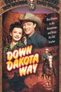Down Dakota Way as Saunders