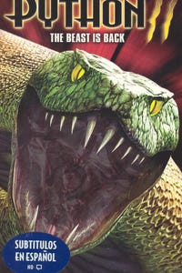 Python II as Dwight Stoddard