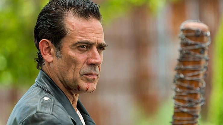 Jeffrey Dean Morgan, The Walking Dead