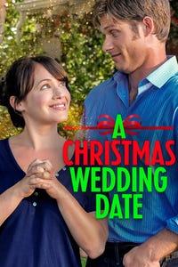 A Christmas Wedding Date as Rebecca