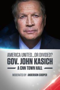 CNN Town Hall: Governor John Kasich