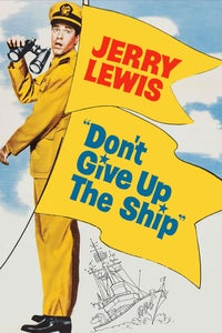 Don't Give Up the Ship as Ensign Benson