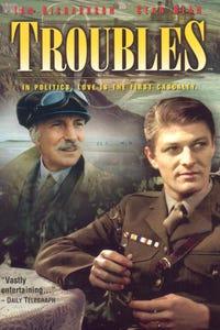 Troubles as Major Brendan Archer