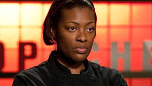 Top Chef's Tiffany: My Dish Wasn't Strange By Any Means