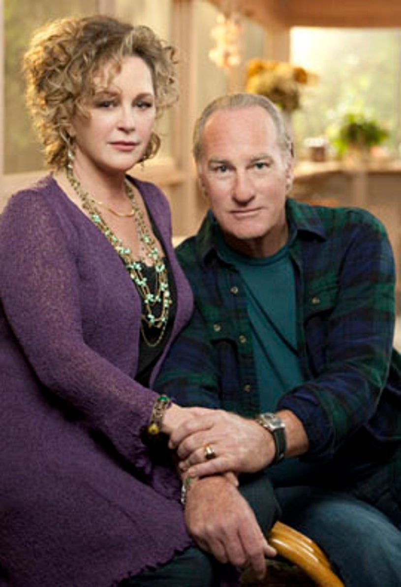 Parenthood- Season 1 - Bonnie Bedelia as Camille Braverman and Craig T. Nelson as Zeek Braverman