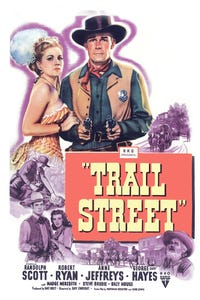 Trail Street as Dave