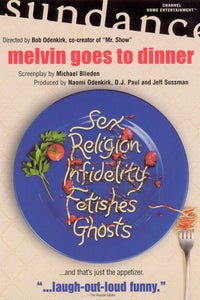 Melvin Goes to Dinner as Leslie