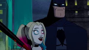 Kaley Cuoco's Harley Quinn Has a Dirty Mouth in Awesome First Trailer