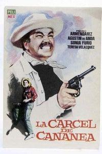 La Cárcel de Cananea as Pedro