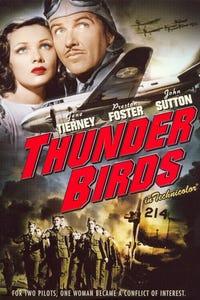Thunder Birds as Mrs. Blake