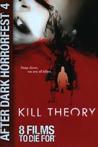 Kill Theory as Freddy