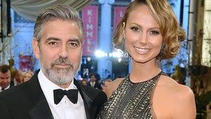 George Clooney, Stacy Keibler Split