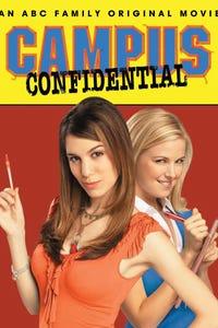 Campus Confidential as Brett