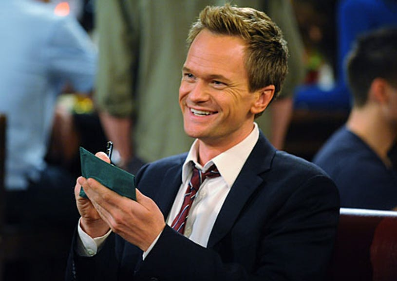 """How I Met Your Mother - Season 6 - """"Challenge Accepted"""" - Neil Patrick Harris"""