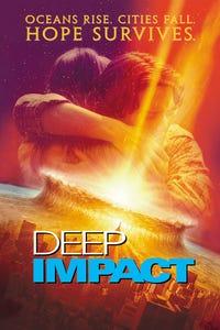 Deep Impact as Leo Biederman