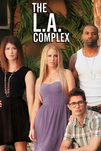 The L.A. Complex as Connor's sister