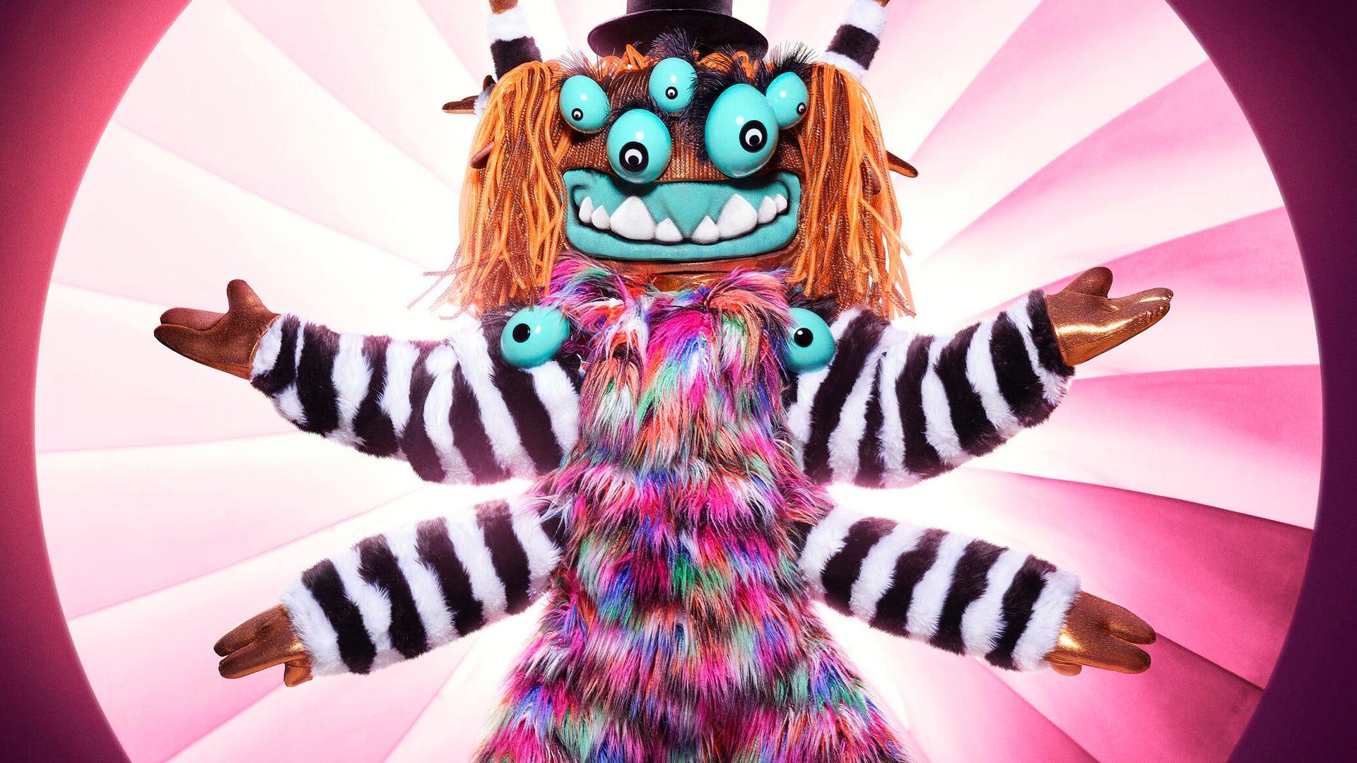 Squigglys, The Masked Singer