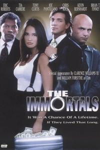 The Immortals as Gina Walker