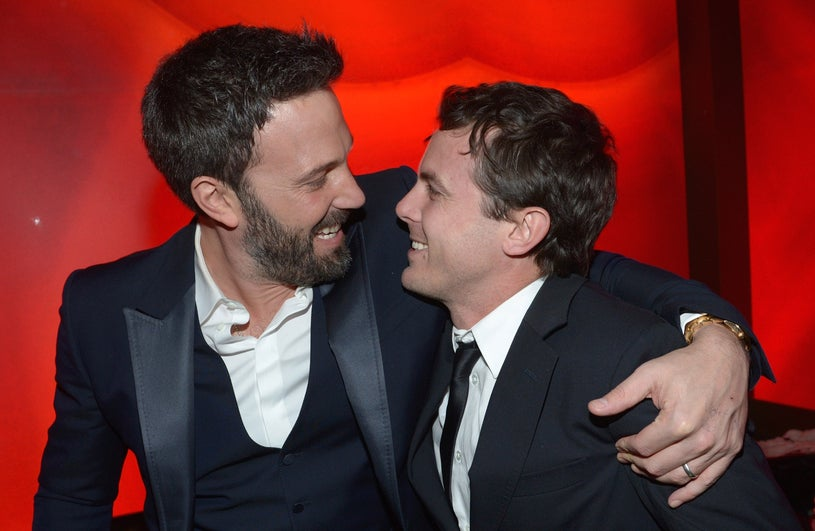 Ben and Casey Affleck - 2013 InStyle and Warner Bros. 70th Annual Golden Globes Awards Post Party in Beverly Hills, California, January, 13, 2013