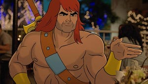 Son of Zorn Is an Animated Twist on the Manly Man Sitcom
