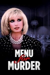 Menu for Murder as Julia Alberts