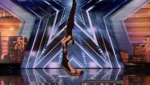 America's Got Talent Exclusive: This Insane Acrobatic Act Takes a Painful Left Turn