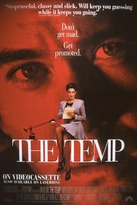 The Temp as Peter Derns