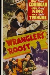 Wrangler's Roost as Deacon Stewart, aka Black Bart