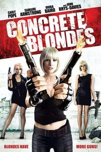 Concrete Blondes as Kostas Jakobatos