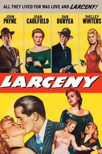 Larceny as Charlie Jordan