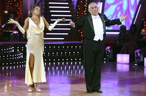 Dancing with the Stars - Season 4 - John Ratzenberger and Edyta Sliwinska