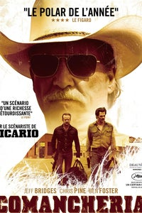 Comancheria : Hell or high water as Jenny Ann