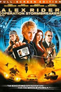 Alex Rider: Operation Stormbreaker as Ian Rider
