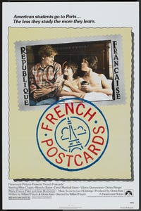 French Postcards as Mrs. Weber