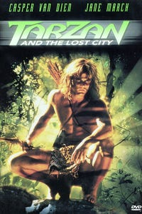 Tarzan and the Lost City as Tarzan