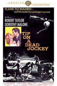 Tip on a Dead Jockey as Jimmy Heldon