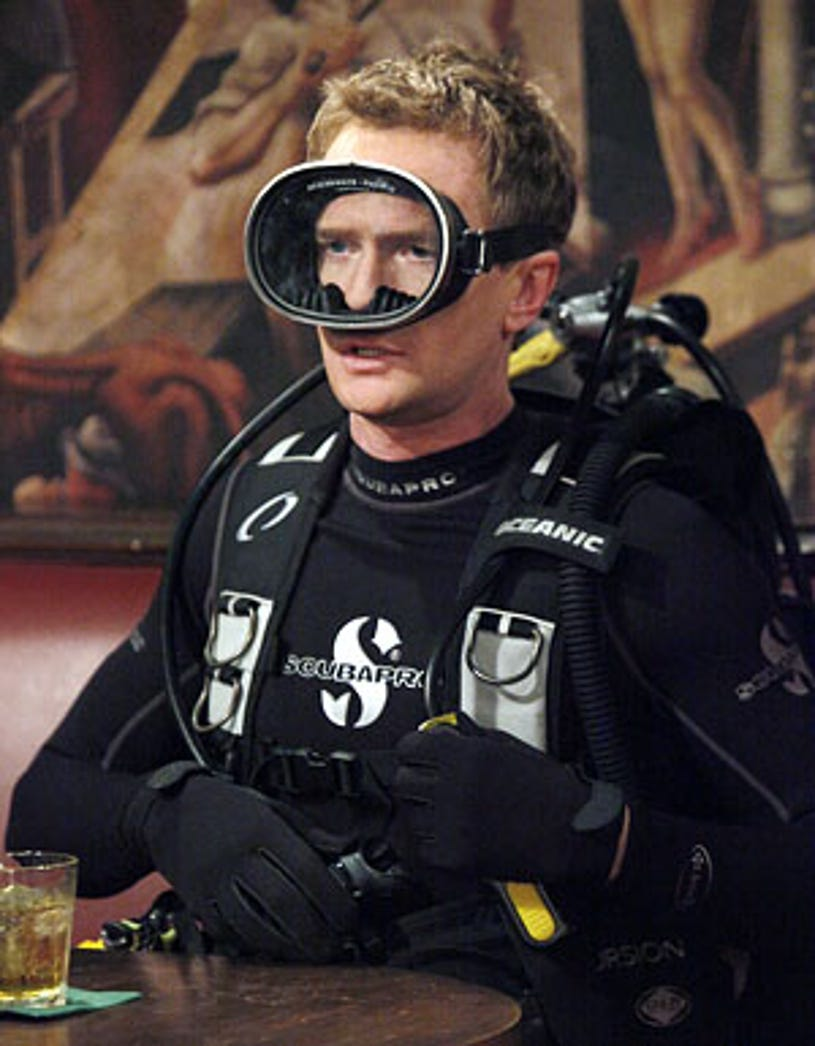"""How I Met Your Mother - Season 5 - """"The Playbook"""" - Neil Patrick Harris as Barney"""