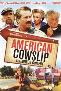 American Cowslip as Jorge