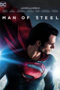 Man of Steel as Clark Kent/Kal-El