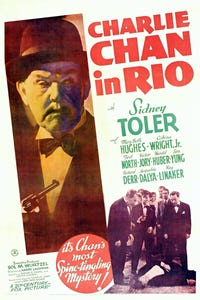 Charlie Chan in Rio as Alfredo Marina