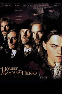 The Man in the Iron Mask as Bedroom Beauty