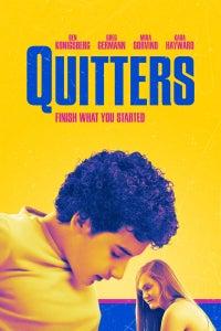 Quitters as Mr. Becker
