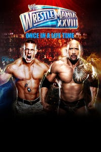 WWE Presents- Once In A Lifetime - Rock Vs Cena