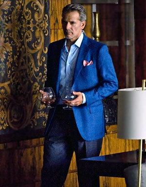 "Royal Pains - Season 1 - ""Nobody's Perfect"" - Campbell Scott as Boris"