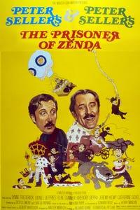 The Prisoner of Zenda as (uncredited)