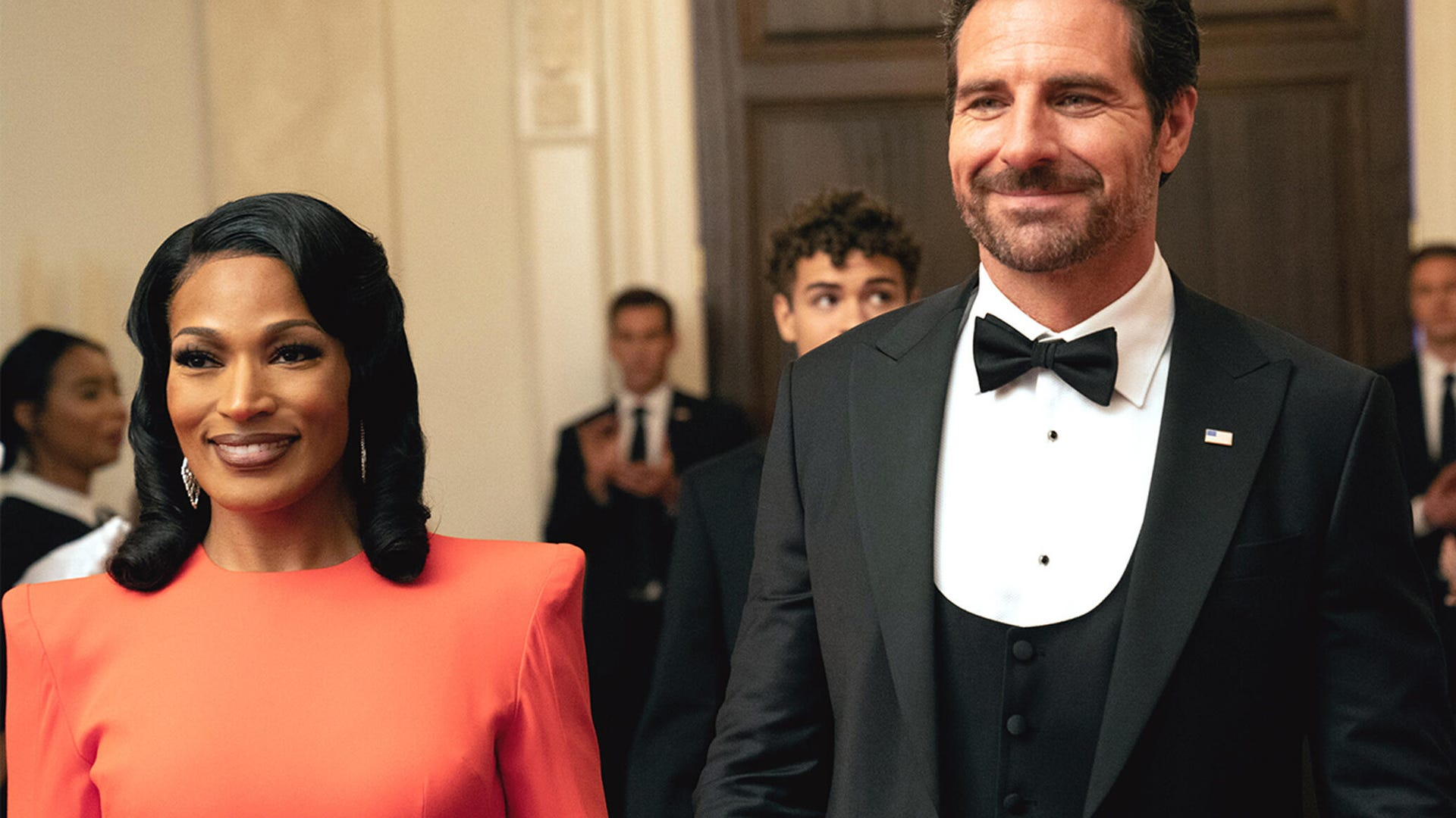 Kron Moore and Ed Quinn, Tyler Perry's The Oval