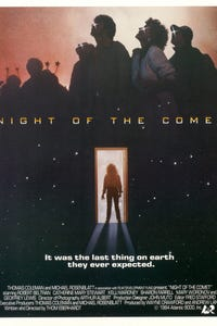Night of the Comet as Hector