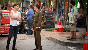 Behind the Scenes: The Vampire Diaries Flashes Back to WWII
