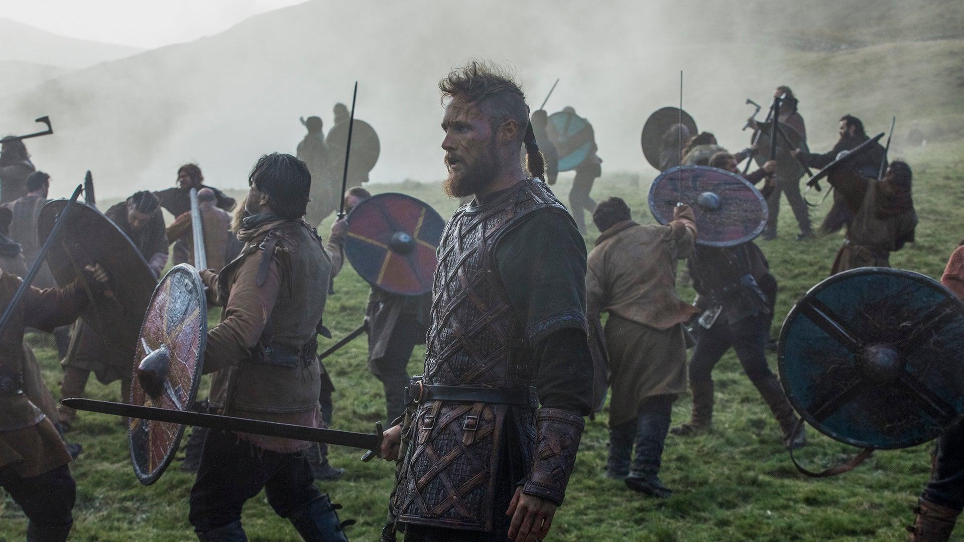Jordan Patrick Smith, Vikings