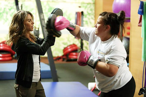 The Biggest Loser - Season 14 - Jillian Michaels and Danni Allen